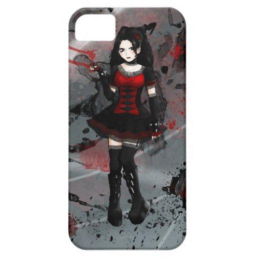 Gothic Lolita iPhone 5 Covers