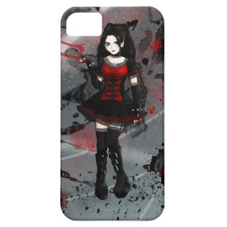 Gothic Lolita Case For The iPhone 5