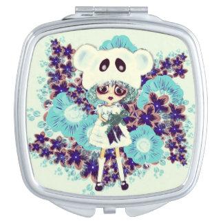 Gothic Lolita child ice Princess PinkyP - why sad? Vanity Mirror