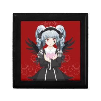 Gothic Lolita Small Square Gift Box