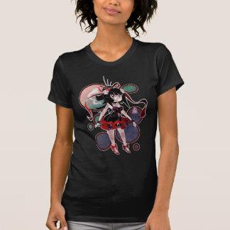 Gothic Lolita Girl Circles T Shirts