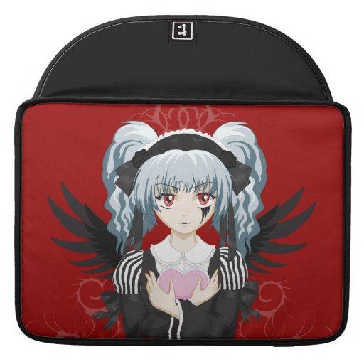 Gothic Lolita Sleeves For MacBooks