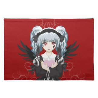 Gothic Lolita Placemats