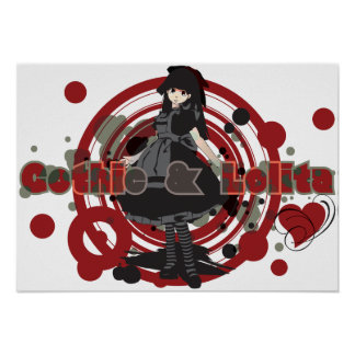 Gothic&Lolita Poster