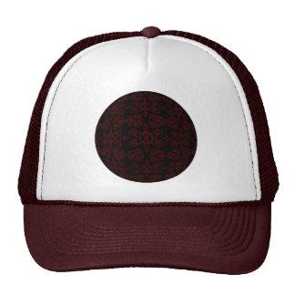Gothic Love Mesh Hat