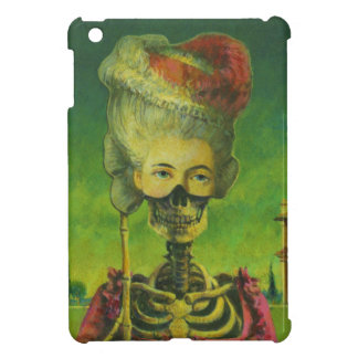 Gothic Masked Skeleton iPad Mini Case