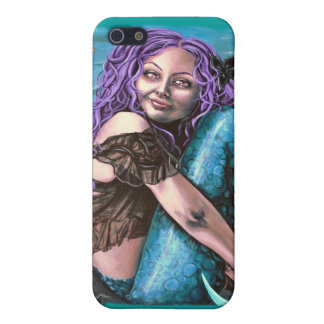 gothic mermaid i phone case iPhone 5 cases