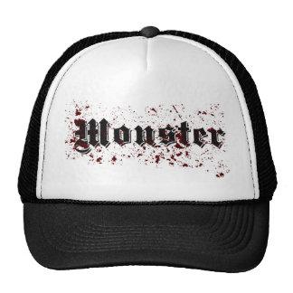 Gothic Monster Trucker Hats