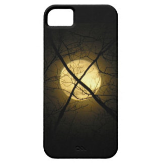 Gothic Moon Barely There iPhone 5 Case