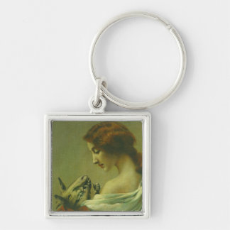 Gothic Mother and Bay Devil Key Chain