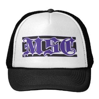 Gothic MSC N-Stripe on Hats