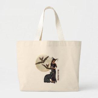 *Gothic - Night Elf Canvas Bags