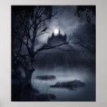 Gothic Night Fantasy Poster
