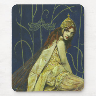 Gothic Nymph Mouspad Mouse Pad