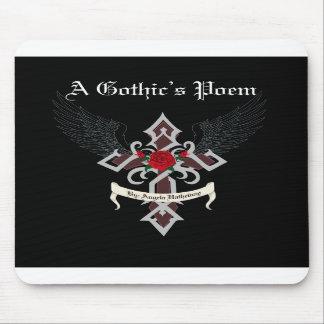 Gothic Poem Promo Mouse Pad