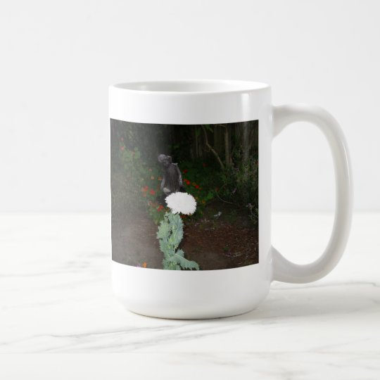 Gothic Poppy Coffee Mug