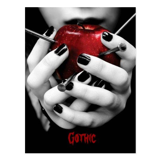Gothic Postcard