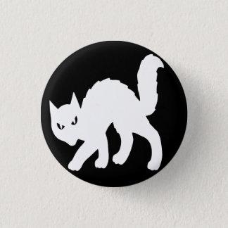 Gothic Punk Halloween Horror Pin