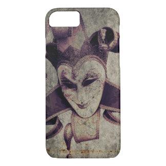 Gothic Renaissance Evil Clown Joker iPhone 8/7 Case
