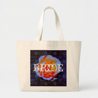 Gothic Rose Damask Wedding Bags