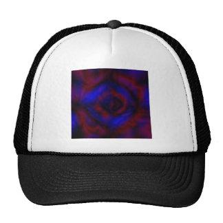 Gothic Rose Mesh Hats