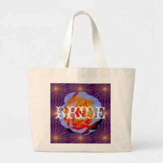 Gothic Rose Sunstar BRIDE bag