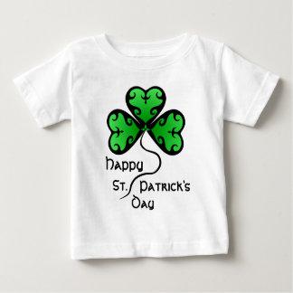 Gothic shamrock St. Patrick's day T-shirts
