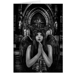 Gothic Sins Card
