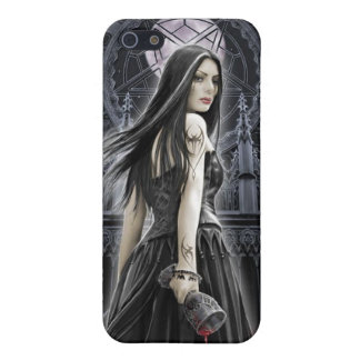 Gothic Siren art  iPhone cases..New !!! Cover For iPhone 5