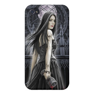 Gothic Siren art  iPhone cases..New !!! Cases For iPhone 4