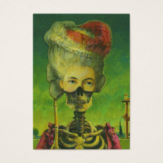 Gothic Skeleton ACEO Artists Trading Cards