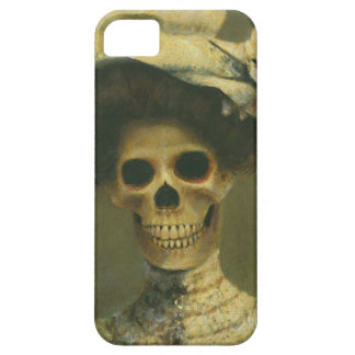 Gothic Skeleton  iPhone 5 case-mate Barely There