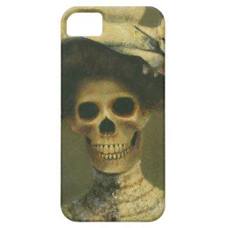 Gothic skeleton Lady Case-Mate ID