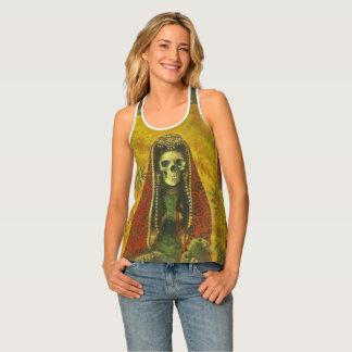 Gothic Skeleton Women's All Over Print Tank