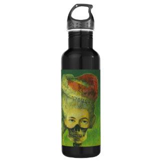 Gothic SkeletonWater Bottle Bottle