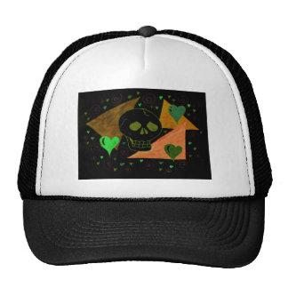 Gothic Skull black Cap