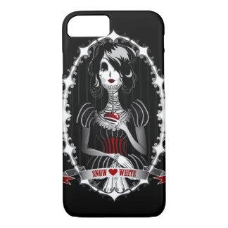 Gothic Snow White iPhone 7 Case