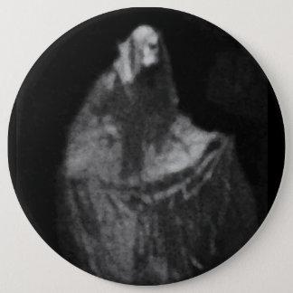 Gothic Spook 6 Cm Round Badge