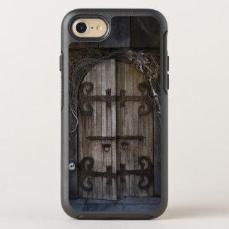 Gothic Spooky Door OtterBox Symmetry iPhone 8/7 Case