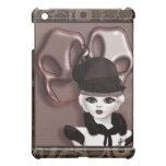 Gothic/steampunk theatre doll (TBA) iPad Mini Case
