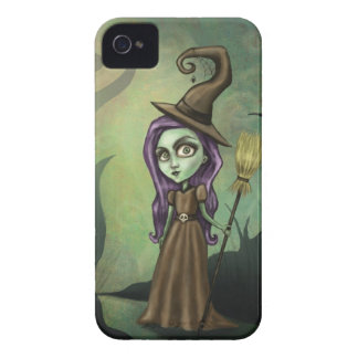 Gothic Steampunk Witch iPhone 4 Cover