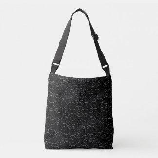 Gothic style crossbody bag