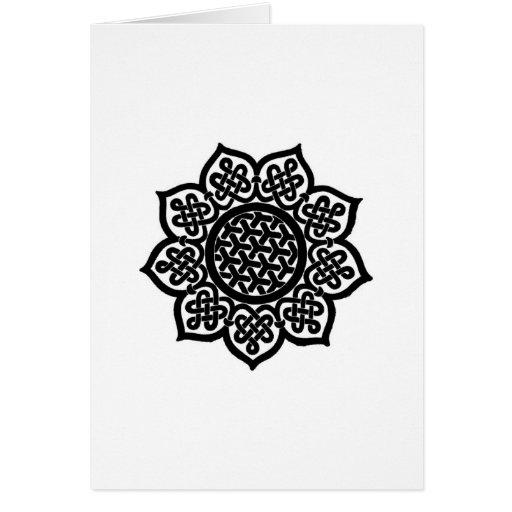GOTHIC SUN CARD