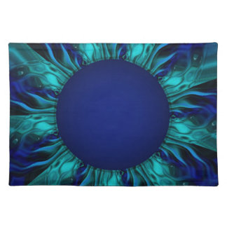 Gothic Sunflower Place Mat