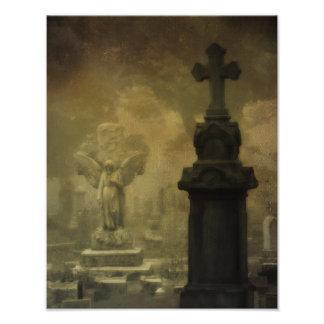 Gothic Surrealism Photo Print
