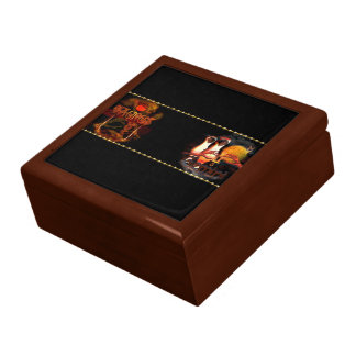 Gothic Taurus Gemini zodiac astrology friendship Gift Box