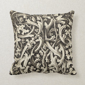 Gothic Thistle Cushion