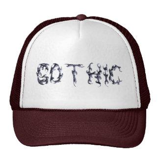 Gothic Trucker Cap