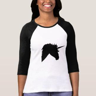 Gothic Unicorn Tee Shirts