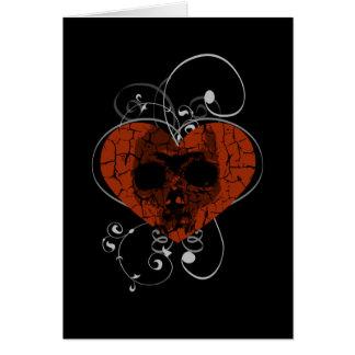 Gothic Valentine s Day Card